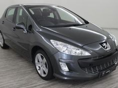 2011 Peugeot 308 1.6 Thp Premium Pack  Gauteng Boksburg_0