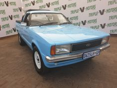 1978 Ford Cortina 3000 V6 Gauteng