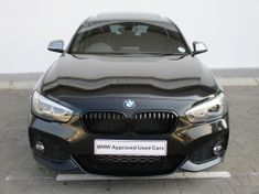 2018 BMW 1 Series 120d Edition M Sport Shadow  Kwazulu Natal Pinetown_2