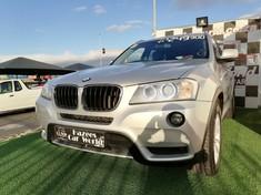 2014 BMW X3 xDRIVE20i Auto Western Cape