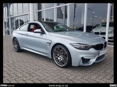 2017 BMW M4 Coupe M-DCT Competition Western Cape