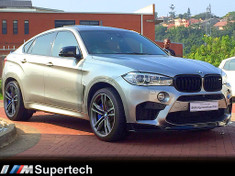 2016 BMW X6 M  Kwazulu Natal Durban_1