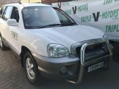 2001 Hyundai Santa Fe 2.4  Gauteng