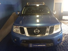 2013 Nissan Navara 2.5 Dci Le At Pu Dc  Gauteng Alberton_1