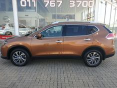 2016 Nissan X-trail 2.5 SE 4X4 CVT T32 Gauteng Roodepoort_1