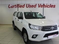 2018 Toyota Hilux 2.4 GD-6 SRX 4X4 Double Cab Bakkie Auto Western Cape