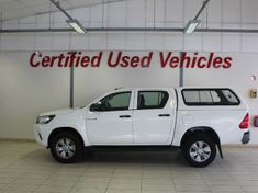 2018 Toyota Hilux 2.4 GD-6 SRX 4X4 Double Cab Bakkie Auto Western Cape Stellenbosch_4