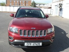 2014 Jeep Compass 2.0 Cvt Ltd  Western Cape Bellville_0