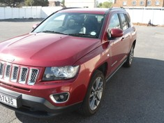 2014 Jeep Compass 2.0 Cvt Ltd  Western Cape Bellville_1