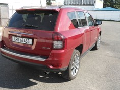 2014 Jeep Compass 2.0 Cvt Ltd  Western Cape Bellville_3