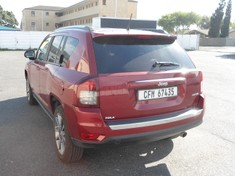 2014 Jeep Compass 2.0 Cvt Ltd  Western Cape Bellville_4