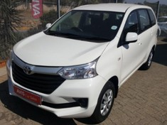 2018 Toyota Avanza 1.5 SX Gauteng