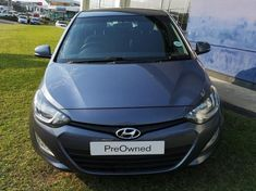 2015 Hyundai i20 1.4D Glide Mpumalanga Nelspruit_2
