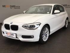 2012 BMW 1 Series 125i 5dr (f20)  Gauteng