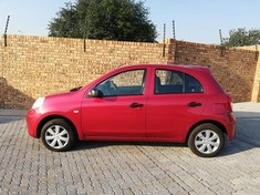 2017 Nissan Micra 1.2 Visia Insync 5dr d86v  North West Province Rustenburg_1