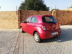 2017 Nissan Micra 1.2 Visia Insync 5dr d86v  North West Province Rustenburg_3