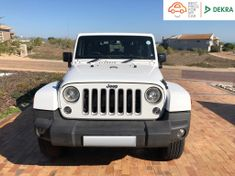 2018 Jeep Wrangler Sahara 3.6l V6 At 2dr  Western Cape Goodwood_0