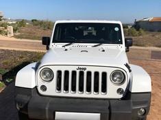 2018 Jeep Wrangler Sahara 3.6l V6 At 2dr  Western Cape Goodwood_1
