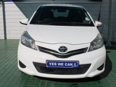 2012 Toyota Yaris 1.3 Xs 5dr  Western Cape Cape Town_1