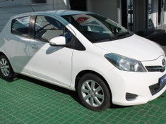 2012 Toyota Yaris 1.3 Xs 5dr  Western Cape Cape Town_2