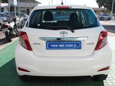 2012 Toyota Yaris 1.3 Xs 5dr  Western Cape Cape Town_3
