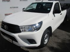 2017 Toyota Hilux 2.4 GD Single Cab Bakkie Gauteng Pretoria_0