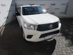 2017 Toyota Hilux 2.4 GD Single Cab Bakkie Gauteng Pretoria_2
