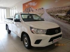 2018 Toyota Hilux 2.0 VVTi A/C Single Cab Bakkie Gauteng