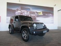 2017 Jeep Wrangler Sahara 3.6l V6 A/t 2dr  Gauteng