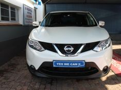 2017 Nissan Qashqai 1.5 dCi Acenta Western Cape Kuils River_3