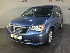 2011 Chrysler Grand Voyager 2.8 Limited A/t  Western Cape