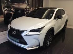 2018 Lexus NX 2.0 T F-Sport Gauteng