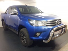 2016 Toyota Hilux 2.8 GD-6 Raider 4x4 Extended Cab Bakkie Limpopo