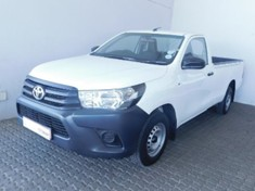 2018 Toyota Hilux 2.4 GD Single Cab Bakkie Gauteng