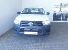 2018 Toyota Hilux 2.4 GD Single Cab Bakkie Gauteng Soweto_4