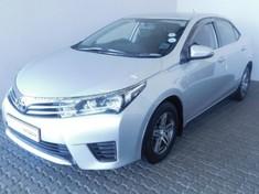 2014 Toyota Corolla 1.4D Prestige Gauteng