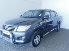 2012 Toyota Hilux 2.5d-4d Srx 4x4 P/u D/c  Gauteng