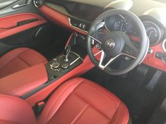 2019 Alfa Romeo Stelvio 2.0T Super Gauteng Johannesburg_3