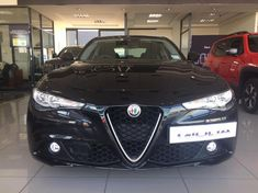 2020 Alfa Romeo Giulia 2.0T Gauteng Johannesburg_0