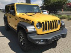 2019 Jeep Wrangler UNLTD Rubicon 3.6 V6 Gauteng