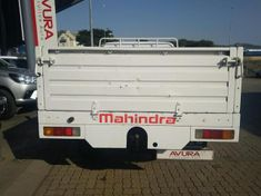 2017 Mahindra Bolero MAXI Truck Plus Contractor 2.5 TD PU SC North West Province Rustenburg_2