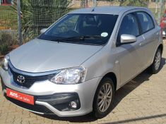 2018 Toyota Etios 1.5 Xs 5dr  Gauteng Roodepoort_3