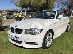 2010 BMW 1 Series 120i Convertible  Gauteng