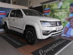 2019 Volkswagen Amarok 2.0 BiTDi Dark Label 4MOT Auto Double Cab Bakkie North West Province