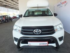 2019 Toyota Hilux 2.4 GD Single Cab Bakkie Western Cape Brackenfell_1