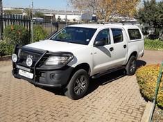 2011 Toyota Hilux 2.5d-4d Srx 4x4 Pu Dc  Gauteng Centurion_0