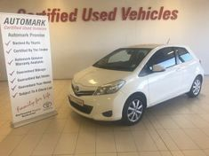 2013 Toyota Yaris 1.0 Xs 3dr  Western Cape