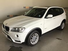 2014 BMW X3 xDRIVE20d xLINE Auto Gauteng