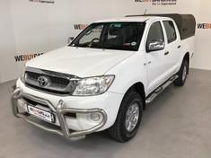 2011 Toyota Hilux 2.5d-4d Srx 4x4 P/u D/c  Gauteng