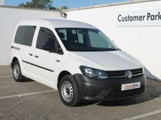 2018 Volkswagen Caddy Caddy4 Crewbus 1.6i (7-Seat) Eastern Cape